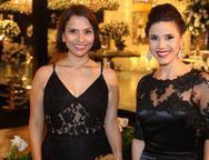 Cristine Medeiros e Mariana Mendes