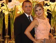 Michael Viana e Luciana Albuquerque