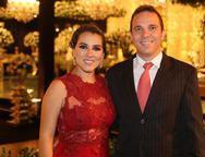 Iana e Marcos Paulo Ribeiro