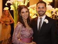 Joana Bezerra e Felipe Monteiro