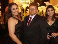 Let�cia Andrade, Arleudo C�sar e Ana Paula Andrade
