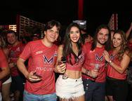 Erbelin Mota, Daniele de Ara�jo, Clovis Neto e Ynara