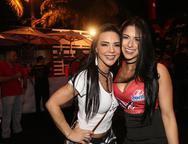 Rafinha Viscardi e Juliana Silva