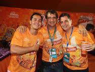 Pedro Marques, Alexandre e Felix Cavalcante