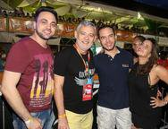 Savio Sostenes, Edson Barbosa,  Yuri Pinheiro e Clelia Sales