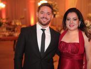 Igor Bezerra e Marisa Moreira