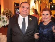 Franz� e Denise Azevedo