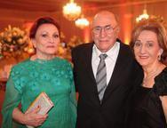 Ruth Cabral, Fernando Fradique e Ana Maria Accyole