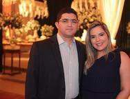 Marcos Campos e Carol Monteiro