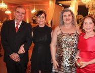 Carlos, Nalsa Ferreira, In�s Frota e Mari Lima