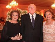 Regina Arag�o, Lu�s Marques e Sara Bezerra