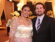 Larissa Dias e Diego Almeida