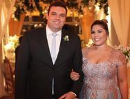 Yohan Ignas e Vanessa Moura