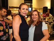 Fernanda Frota e Eloisa Diogo Holanda