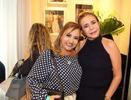Diana Marques e Fernanda Frota
