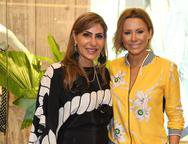 Denise Roque e Monica Salgado