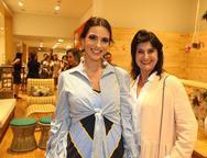 Milena e Marcia Holanda