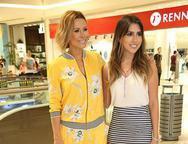 Monica Salgado e Tayra Romcy