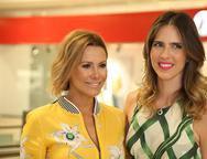 Monica Salgado e Marcela Porto