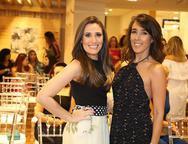 Monique Sales e Raquel Machado