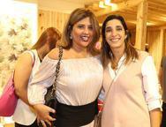 Montiele Arruda e Catharina Cavalcante