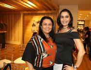 Roberta Almeida e Ana Alice