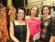 Simone Rizato, Ana Alcantara e Marilena Campos