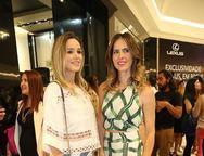 Tárcia Ferreira e Marcela Porto