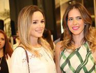 Tarcia Ferreira e Marcela Porto