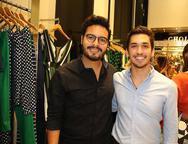 Vinicius Machado e Bruno Prente