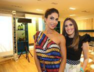 Synara Leal e Monique Sales