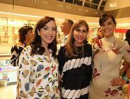 Ana Alice Galvao, Denise Roque e Gessica Coutinho