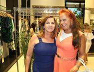 Amazonia Albuquerque e Fatima Duarte
