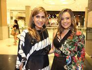 Denise Roque e Juliana Brito