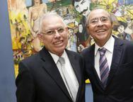 César Barreto e Pedrinho