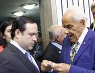 Igor Barroso e Aroldo Sanford