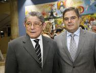 João Batista de Lima e Chanceler Edson Neto