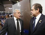 Luís Pontes e Zezinho Albuquerque
