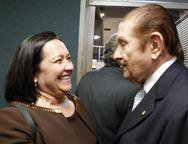 Norma Zelia e Mauro Benevides