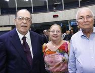 Régis Barroso, Alice e Aroldo Araújo