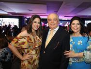 Carolina Fernandes, José Benevides e Sellene Câmara