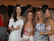 Ismênia Marques, Mirella Rocha, Nicole Benevides e Andressa Fontes