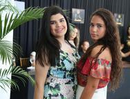 Marcelle Câmara e Ana Luíza Carvalho