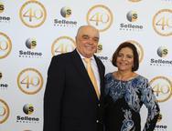José Benevides e Lúcia Lustosa