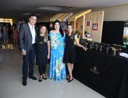 José Martins, Natália, Sellene Câmara e Edilene Fernandes
