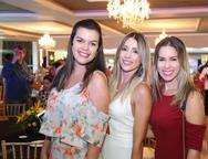 Carol Feitosa, Perpetua Faheina e Cíntia Távora