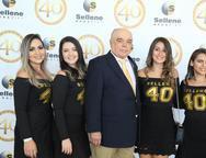 Daniele Paz, Jéssica Maria, José Benevides, Ione Aguiar e Natália Rocha