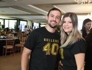 Emanuel Teixeira e Natália Bastos
