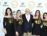 Carol Guts, Daniele Paz, José Benevides, Ione Aguiar e Natália Rocha