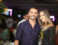 Daniel Coimbra e Renata Freitas